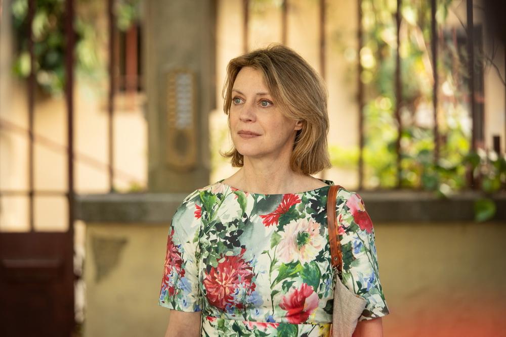 """Margherita Buy in """"Tre Piani"""" (© Alberto Novelli)"""