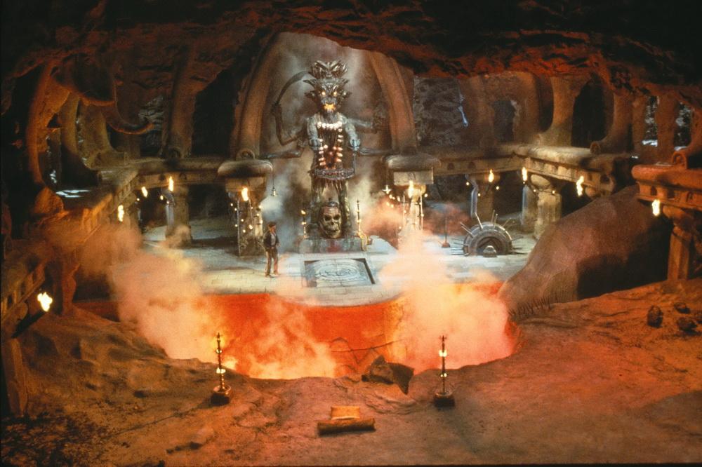 """Ein Jetzt mit drei Ausrufezeichen: """"Indiana Jones und der Tempel des Todes"""" (UPI)"""
