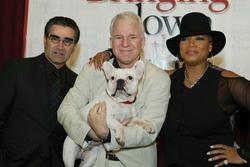 Steve Martin, Queen Latifah, Eugene Levy