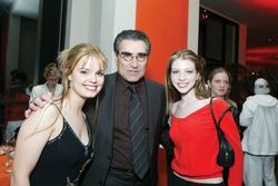 Eugene Levy, Kimberly J. Brown, Michelle Trachtenberg