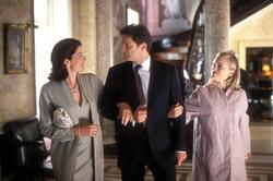 Colin Firth, Anna Chancellor, Christina Cole