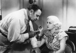 Jean Harlow, Wallace Beery