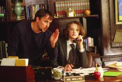 Joan Cusack, Richard Linklater