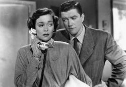 Jane Wyman, Dennis Morgan