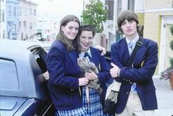 Anne Hathaway, Heather Matarazzo, Robert Schwartzman