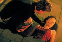 Emily Bergl, Jason London