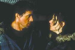 Sylvester Stallone, Polly Walker