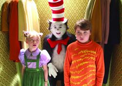 Mike Myers, Dakota Fanning, Spencer Breslin