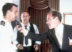 Kevin Costner, Gene Hackman, Will Patton