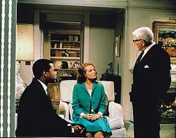 Spencer Tracy, Sidney Poitier, Katharine Houghton