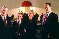 Vince Vaughn, Teri Polo, Matt O'Leary