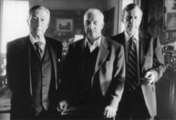 John Neville, William B. Davis, Armin Mueller-Stahl