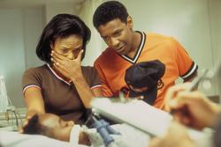 Denzel Washington, Kimberly Elise