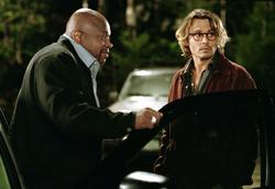 Johnny Depp, Charles S. Dutton