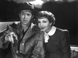 James Stewart, Claudette Colbert