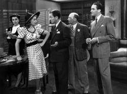 Lana Turner, Lee Bowman, Leon Errol, Roscoe Karns