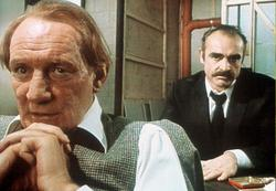 Sean Connery, Trevor Howard