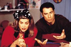 John Travolta, Kirstie Alley