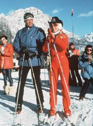 Roger Moore, Lynn-Holly Johnson