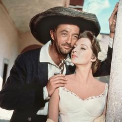 Robert Mitchum, Julie London