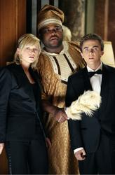 Frankie Muniz, Anthony Anderson, Hannah Spearritt