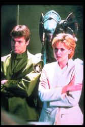 Michael Shanks, Amanda Tapping