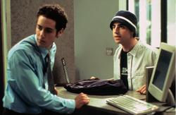 Paulo Costanzo, David Krumholtz