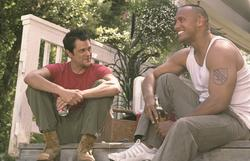 The Rock, Johnny Knoxville