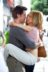 Brittany Murphy, Ron Livingston