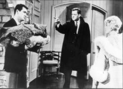 Rock Hudson, Doris Day, Tony Randall