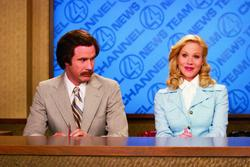 Will Ferrell, Christina Applegate