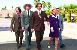 Will Ferrell, Christina Applegate, Paul Rudd, Steve Carell, David Koechner