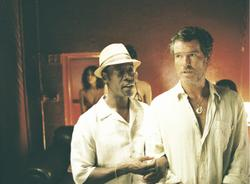 Pierce Brosnan, Don Cheadle