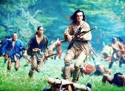 Daniel Day-Lewis, Russell Means, Eric Schweig