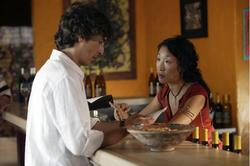 Thomas Haden Church, Sandra Oh