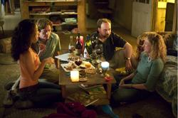Paul Giamatti, Thomas Haden Church, Virginia Madsen, Sandra Oh