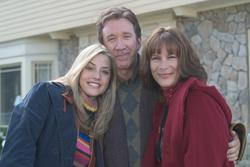 Tim Allen, Jamie Lee Curtis, Julie Gonzalo
