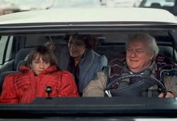 Holly Hunter, Charles Durning