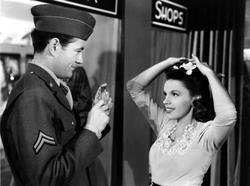 Judy Garland, Robert Walker