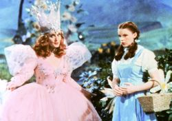Judy Garland, Billie Burke