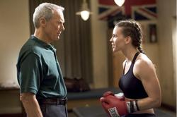 Clint Eastwood, Hilary Swank