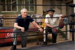 Clint Eastwood, Morgan Freeman
