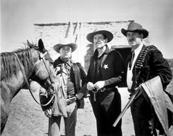 Henry Fonda, Tim Holt, Ward Bond