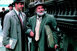 Stanley Tucci, Ian Holm