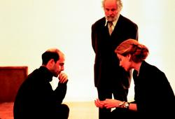 Stanley Tucci, Ian Holm, Patricia Clarkson