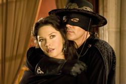 Antonio Banderas, Catherine Zeta-Jones