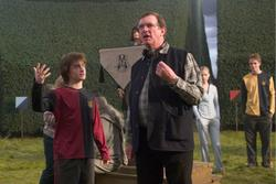 Daniel Radcliffe, Mike Newell