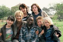 Caroline Goodall, Rollo Weeks, Aaron Johnson, George MacKay, Jasper Harris, Alice Connor, Lathaniel Dyer