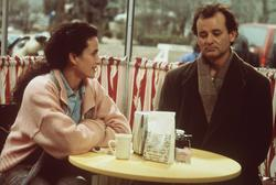 Bill Murray, Andie MacDowell