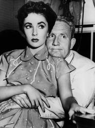 Spencer Tracy, Elizabeth Taylor